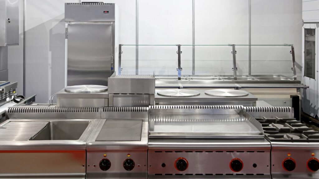 Commercial Kitchen Equipment Cleaning Service Bradford