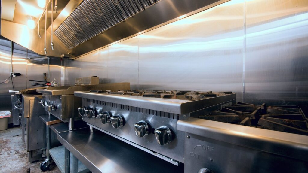 DISINFECT / SANITIZE Commercial Kitchens Bradford